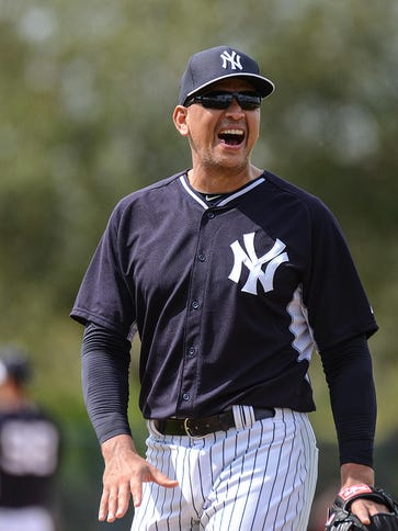 """""""If I'm in the lineup, I'll play,"""" Alex Rodriguez said."""