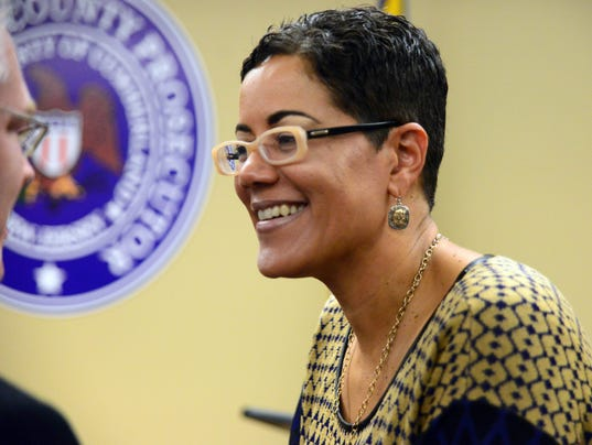 Cumberland County Prosecutor Jennifer Webb-McRae