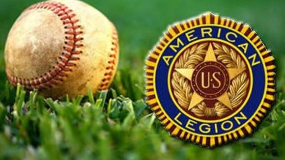 American Legion baseball.