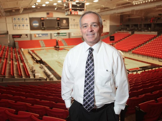 Mark Fisher, fprmer athletic director for Springfield Public Schools, will take over as athletic director at Drury University three years ago.