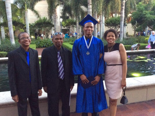 Tanya Cattouse's family