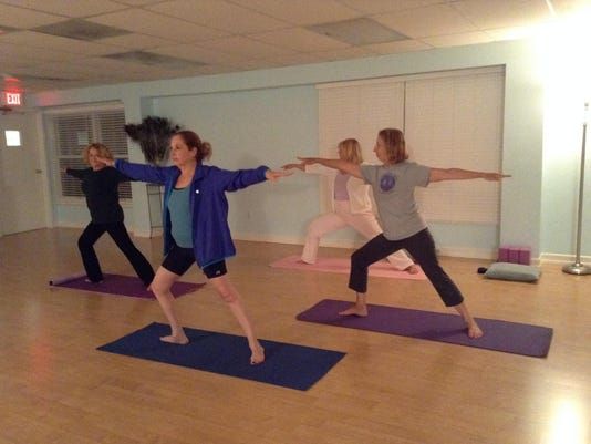 yoga class in action 2