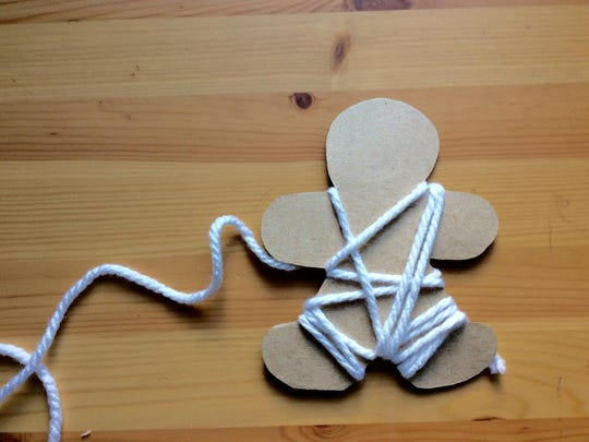 Get out the gingerbread men cookie cutters out for