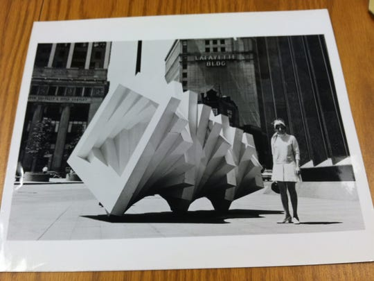Monumental Art, a sculpture exhibit, was installed in the city in 1970.