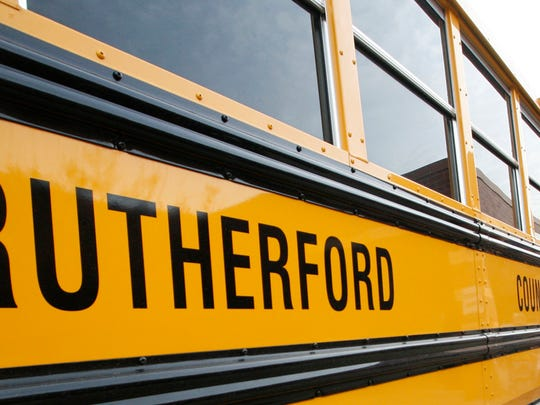 Rutherford County Schools reported mechanical issues