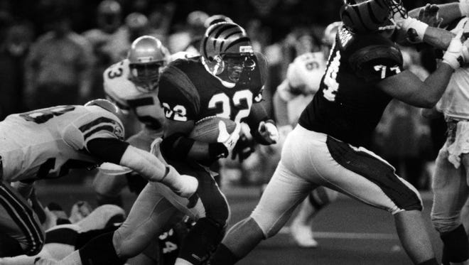 Bengals running back Stanley Wilson missed the 1988 Super Bowl due to a drug incident on the eve of the game.