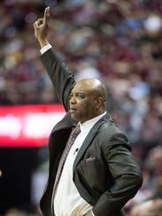 Florida State head basketball coach Leonard Hamilton