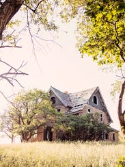 """""""Abandoned near Orient"""" by Abby Bischoff."""