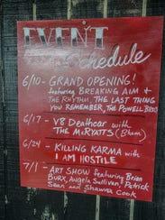 Britt Powell's new venue Against the Grain Art & Music