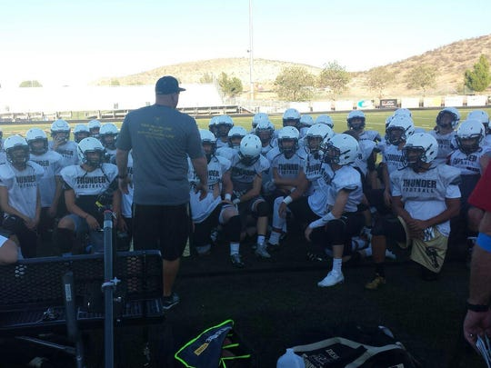 Desert Hills looks to rebound after a disappointing