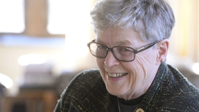 Michigan State University President Lou Anna Simon