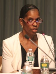 East Ramapo school district monitor Monica George-Fields