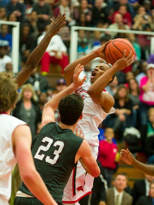 Boy's Varsity Basketball: Lawrence North vs. Lawrence Central