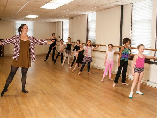 Cornerstone dance class
