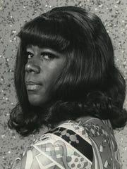 "Flip Wilson as Geraldine on ""The Flip Wilson Show."""