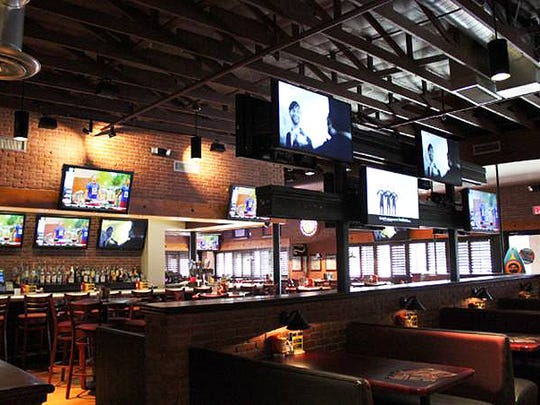 Sports fans will always find a fun atmosphere at Zipps Sports Grills locations.