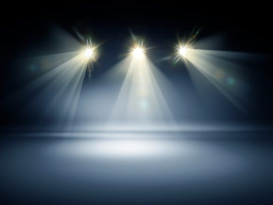 Theatre Stage Lights Theatre. stage lights (photo: