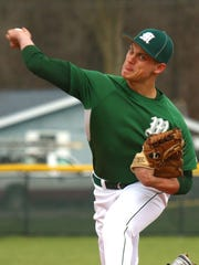 Madison's Michawl Penney continued the storied history of Madison baseball during his high school days.