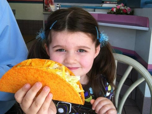 Todd Mills' daughter, Lainey, 6.