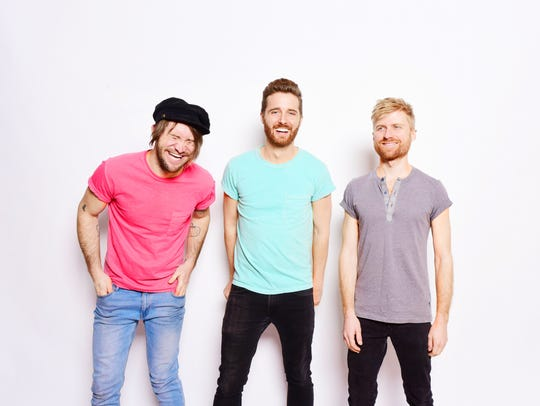 Jukebox the Ghost is one of three bands performing