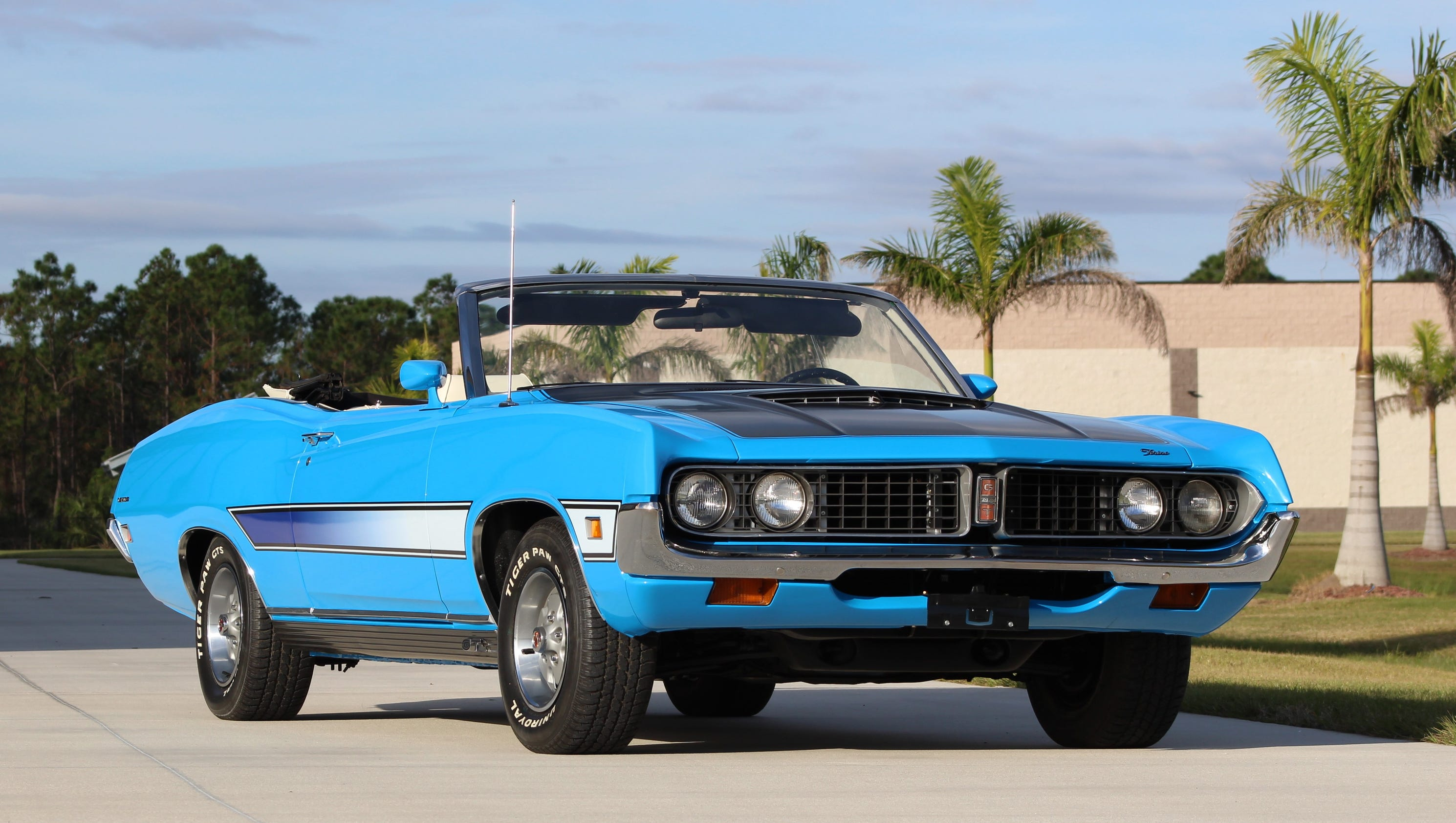 Melbourne muscle car museum owner donates 3 cars for $95,500 for ...