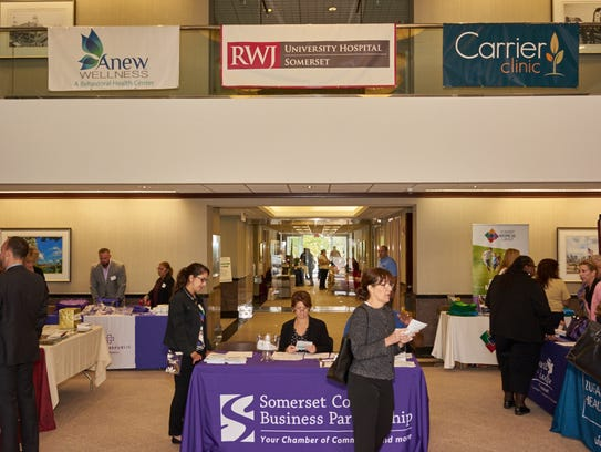 The Somerset County Business Partnership is seeking