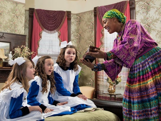 """A Little Princess"" will be 7 p.m. April 27 and 2 p.m."