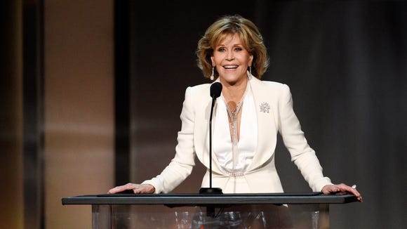 Jane Fonda was inspired by 'The First Wives Club.'