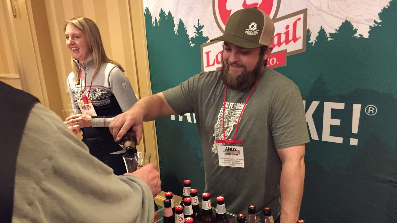 We know we have some of the best beer in the world, but what do attendees at the March 2018 Beer Marketing & Tourism Conference in South Burlington think?