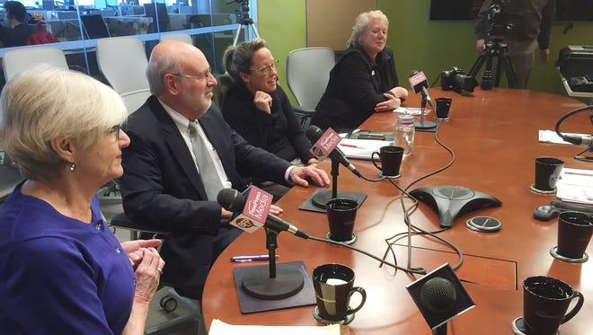 The Table discusses Vermont's child protection system on Wednesday.