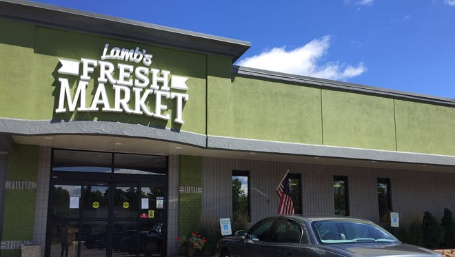 Lamb's Fresh Market is still associated with IGA, despite the name change.