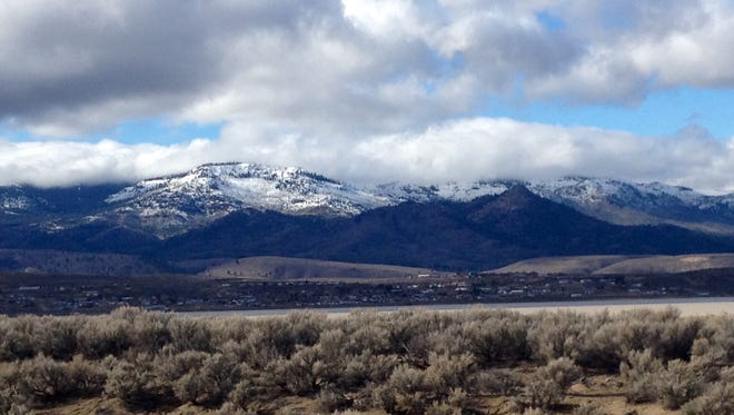 Cold temperatures are blowing into Reno next week.