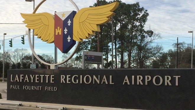 The Lafayette Regional Airport in Lafayette, La.
