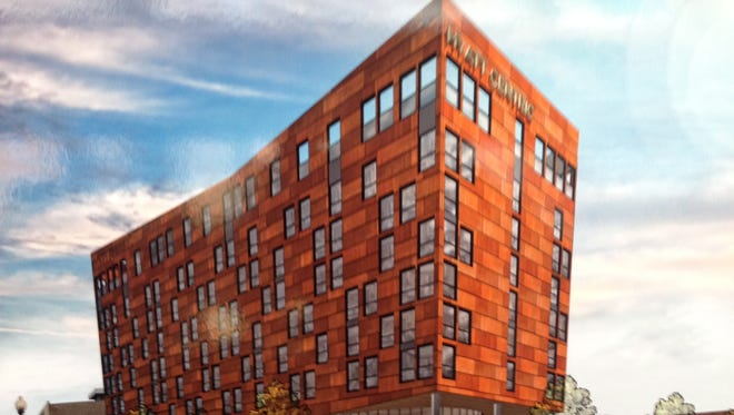 The One Beale project will include a Hyatt hotel.