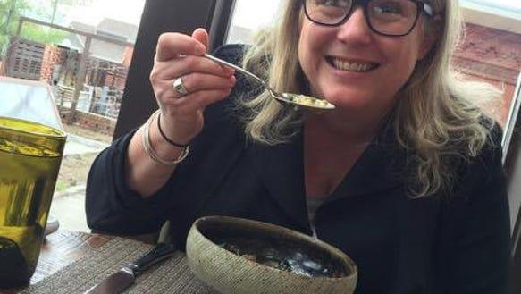 lohud editor Liz Johnson will be at the Fried Chicken
