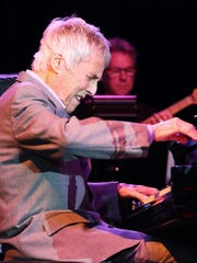 Burt Bacharach performing