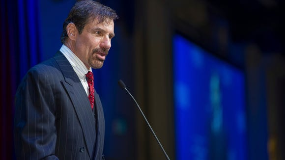California billionaire Henry Nicholas, who made his fortune as co-founder of technology firm Broadcom, took up the cause of victims' rights after his sister, Marcy, was shot to death by an ex-boyfriend in 1983.