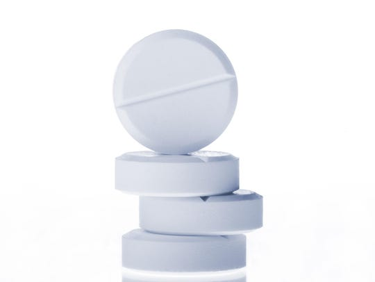 There is some supporting data that aspirin or ibuprofen