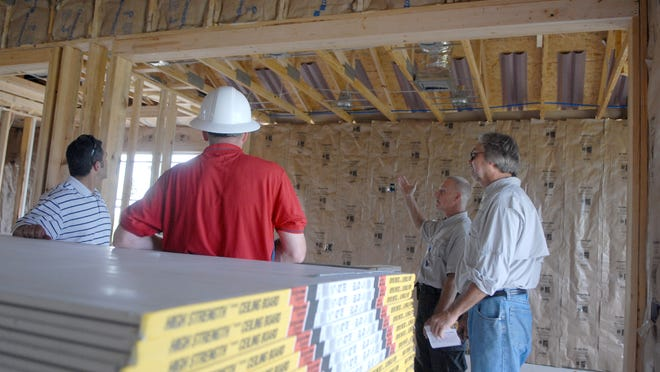 Construction supervisors are in demand in Southwest Florida.