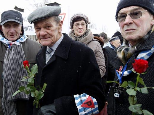 Auschwitz survivor: Being alive is best 'revenge'