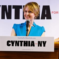 'Sex and the City' star Cynthia Nixon says son has come out as transgender