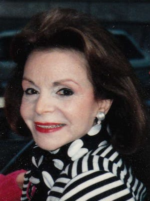 Marjorie S. Fisher  in 2010. She died Sunday at age 92.