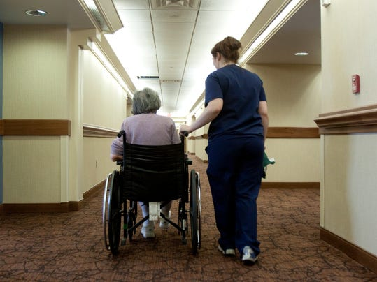 Analysis: Nursing Homes Play To A New Star System