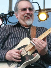 David Bromberg, shown performing in 2010.