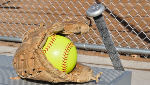 High school softball scores from around the region.