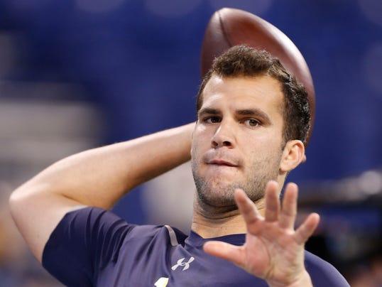 UCF quarterback Blake Bortles