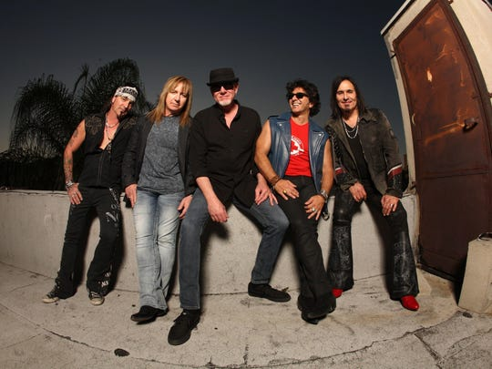 Great White will perform will Queensryche and Autograph at Tag's in Big Flats.