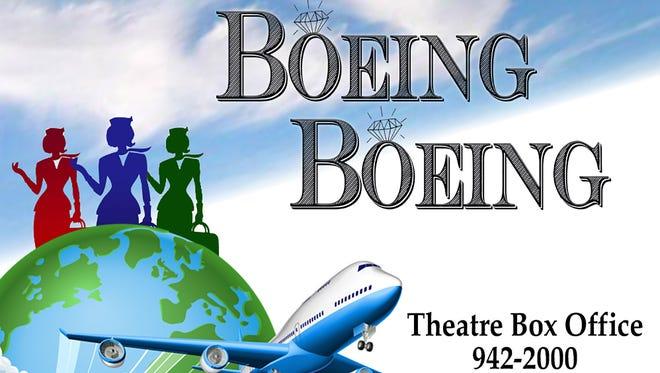 Boeing Boeing graphic
