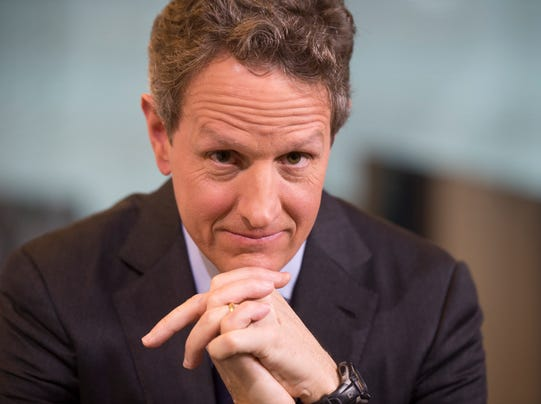 CapDown Timothy Geithner