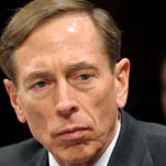 State contender Petraeus knowingly leaked secrets to biographer, lied to FBI